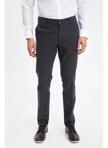 DeFacto Paco Regular Fit Pantolon Gri